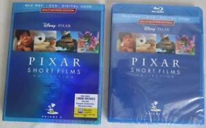 Pixar-cortometrajes-Coleccion-Volumen-3-Blu-ray-Dvd-Digital-2-Discos-Sellados