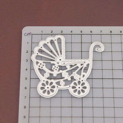 DIY Steel Cutting Dies Stencil Scrapbook Embossing Album Paper Card Carriage