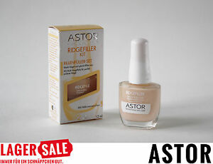 Astor-Ridgefiller-Kit-Rillenfueller-Set-Nagellack-Nagelpflege-Manikuere-NEU