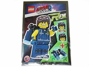 LEGO-Movie-2-REX-con-Jet-Pack-minifigura-Foil-Pack-Set-471906