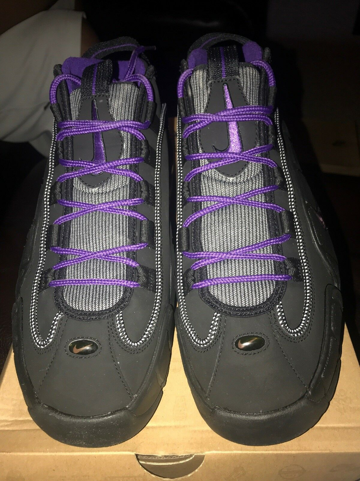 DS Nike Air Max Penny 1 Phoenix Suns - 311089-002 Size 11