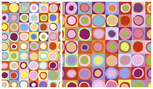 Tiddlywinks de Kaffe Fassett colectivo 100/% Cotton Quilting /& Patchwork Tela