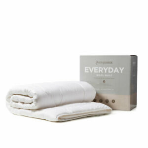 MiniJumbuk-Everyday-Wool-Doona-Quilt-400GSM-Australian-Made