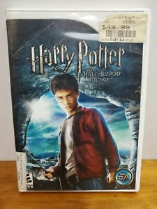 Harry Potter and the Deathly Hallows: Part 1 (Nintendo Wii, 2010)No manual