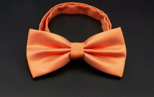 Men/'s fashion butterfly adjustable wedding party formal polyester Bow Tie
