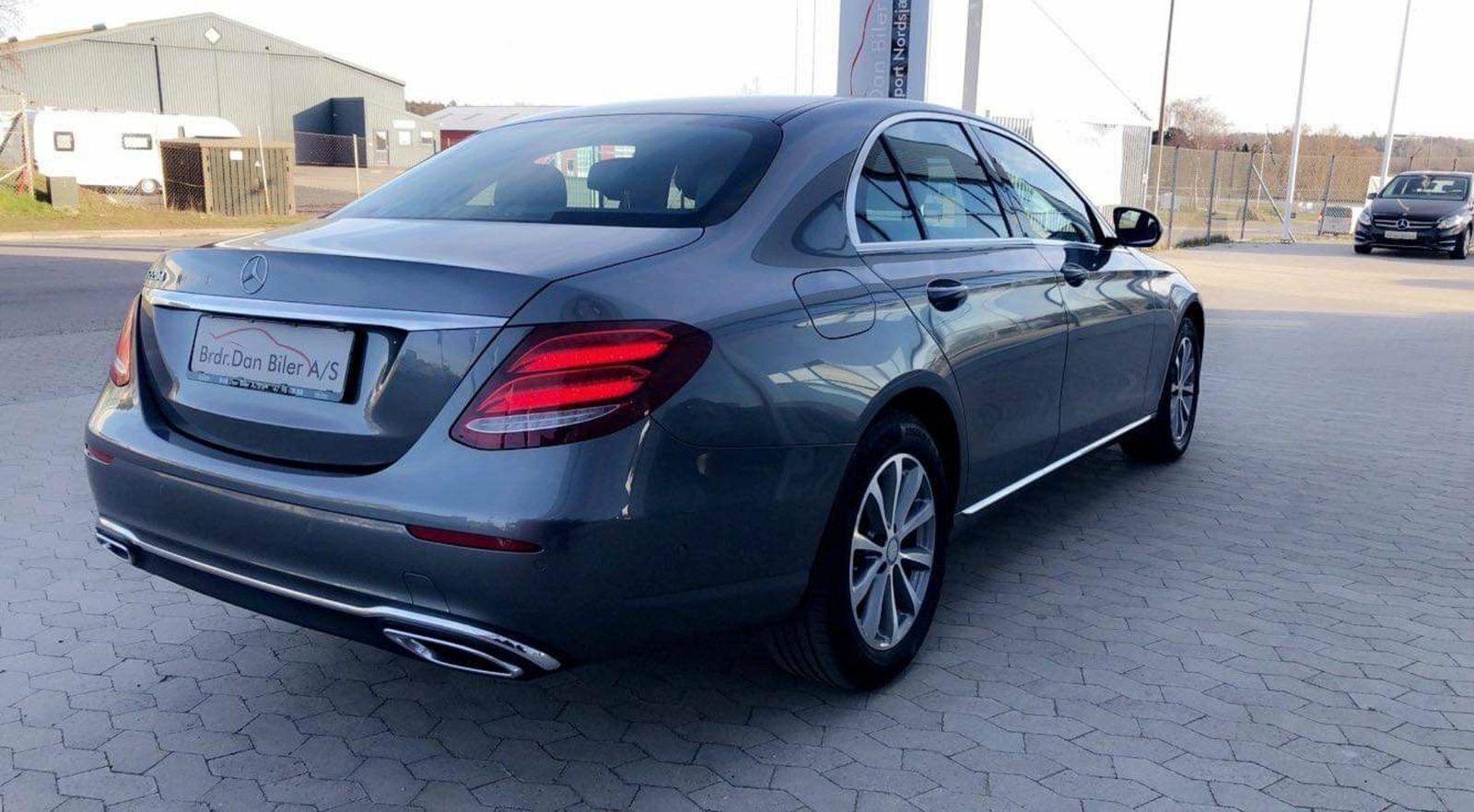 Mercedes E220 d 2,0 Avantgarde aut. 4d - 499.900 kr.
