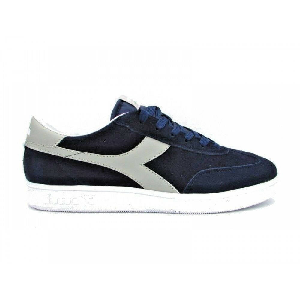 Scarpe Uomo Diadora Field C6125 Blu Grigio scarpe da ginnastica ginnastica ginnastica Sportiva Bassa scarpe Nuovo | Design professionale  | Uomo/Donne Scarpa  0abd3c