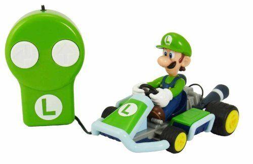 Voiture télécommandée Mario Kart 7 Luigi Japon