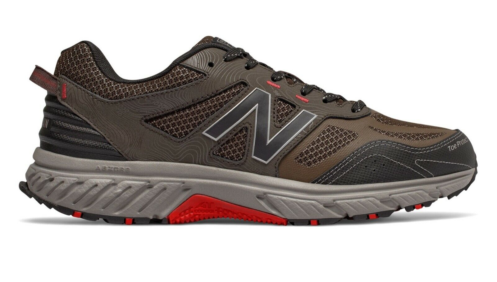 New Balance shoes MT510CC4 510v4 Trail Hiking Athletic Cushioning Brown Mesh
