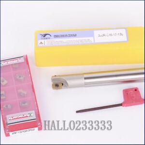 BAP300R C16-16×120-2T Indexable End Mill Holder APMT1135PDER DP BP010 10PCS