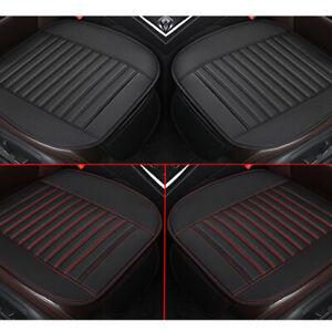 51cm-52cm-3D-Cubierta-de-asiento-de-coche-Almohadilla-Almohadilla-Cuero-Respirable-Cubierta-Cojin-de
