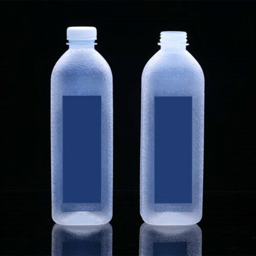 Portable 1000ML Plastic Juice Water Bottle Cup Sport Camping Cycling Travel