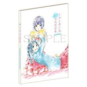 Liz-amp-the-Blue-bird-Art-Book-setting-material-collection-Anime-Official