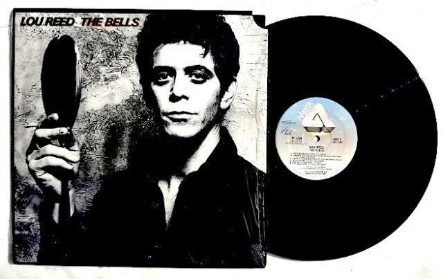 LOU REED: The Bells LP ARISTA RECORDS AB4229 US 1979 Orig Inner & Shrink NM