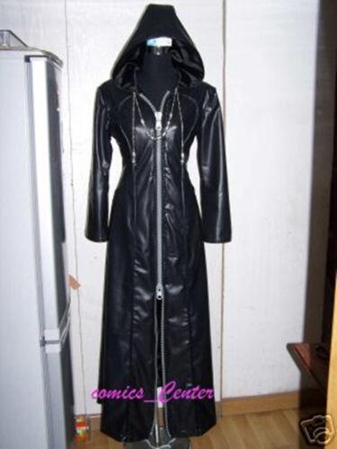 Organization XIII Kingdom Hearts 2 Cosplay Costume Custom Made Halloween