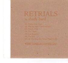 (FT96) Shady Bard, Retrials - 2011 DJ CD