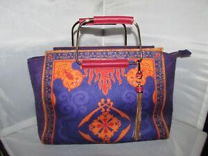 New Her Universe Destination Disney Aladdin Magic Carpet Handbag Crossbody Purse