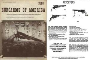 Details about Euroarms 1979 of America Firearm Replica Catalog