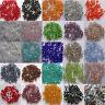 Wholesale!100-1000pcs 4mm Swarovski crystal 5301 Bicone Beads, U Pick color