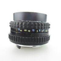 Für Pentax K SMC Pentax-A 1:2 50mm Objektiv / lens