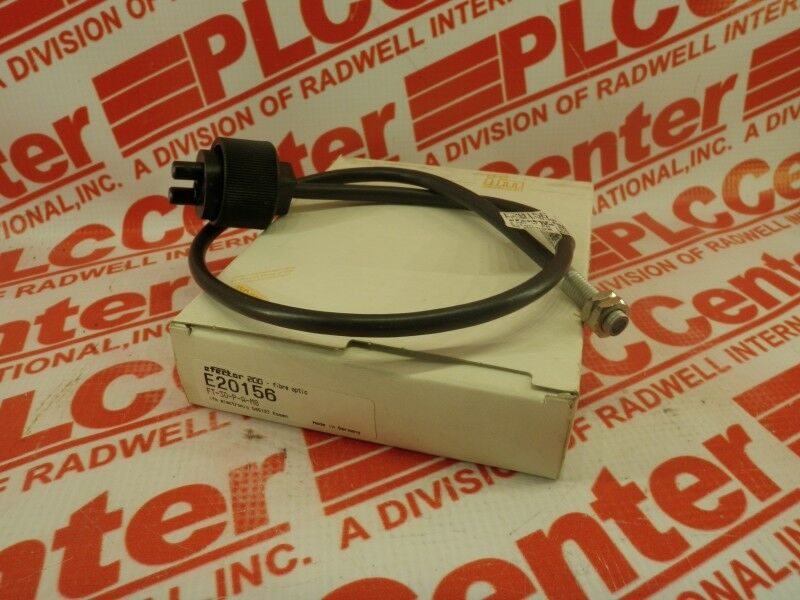 EFECTOR FT-30-P-A-M8-E20156   FT30PAM8E20156 (USED TESTED CLEANED)
