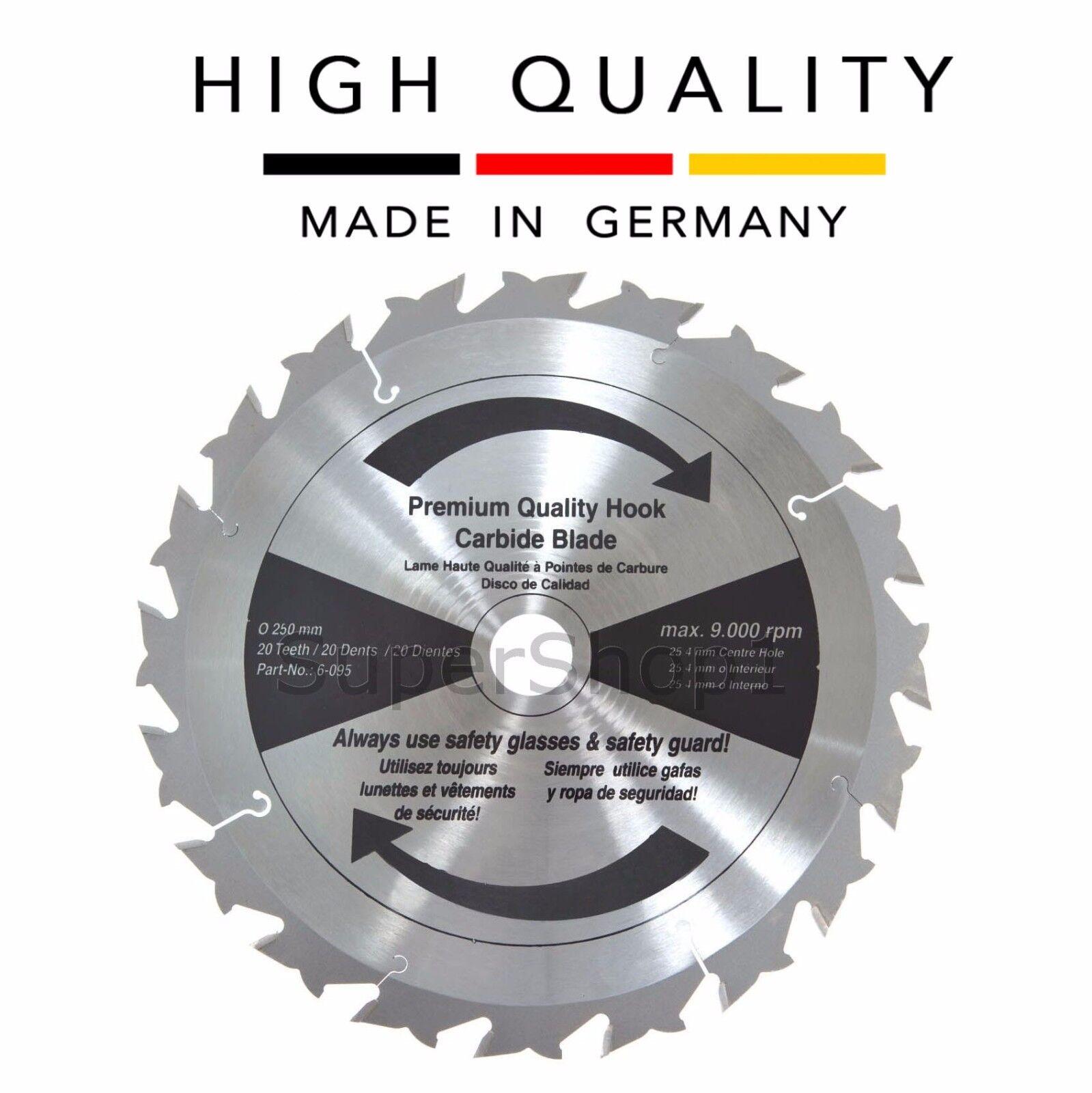 10  x recortadora de 20T brushcutterer para Stihl Echo Hoja de Cocheburo de gancho, Alemania