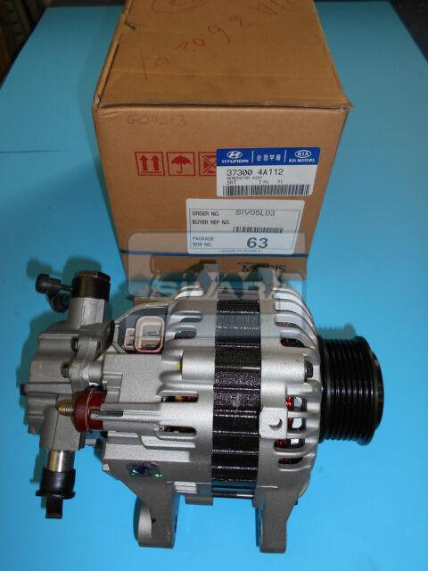 Alternator Revised Kia Sorento 2 5 Crdi 2002