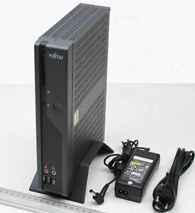 Alerte Fsc Futro S550 40gb Hdd 1gb Ram 2xrs232 Pci Fente Amd 2100+ Cpu Sans Ventilateur