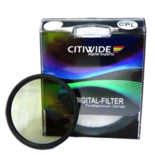 CW 46mm CPL Circular Polarizer Filter for M4/3 pen Lens hoya kenko  #031299