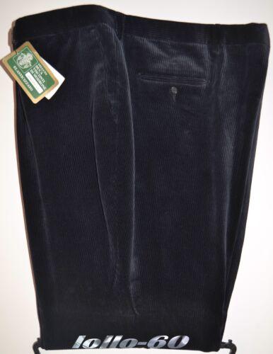 Uomo Classico Pantalone Forti Taglie Oversize Calibrato Coste Taglia Velluto 67 qxvARSOB
