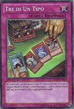 3x Tre di Un Tipo YU-GI-OH! REDU-IT077 Ita COMMON 1 Ed.