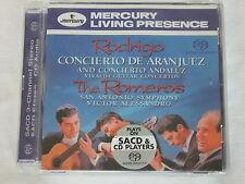The Romeros - Rodrigo Concerto de Aranjuez SACD