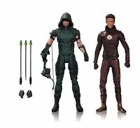 Dc Collectibles Tv Arrow & The Flash Action Figure (2 Pack) on sale