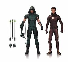 DC Collectibles TV Arrow & The Flash Action Figure (2 Pack)