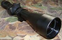 "4 X 40 Telescopic Sight + 3/8"" Mounts Scope Air Rifle Gun bb"
