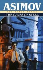 The Robot: The Caves of Steel 2 by Isaac Asimov (1991, Paperback)