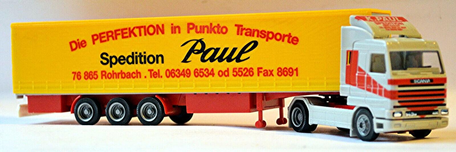 Scania 143 M Exp Exp 65533;65533; tradition Paul 76865 Rohrbah Rideau Sz 1 87 Albedo 295010
