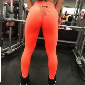 Gym,running/yoga Workout Seams Leggings Cheapest Price From Our Site Supply Women Sports Clothing, Shoes & Accessories