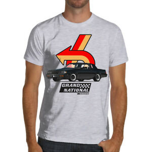 2XL Buick Grand National Turbo-T Regal Muscle Car POCKET DESIGN T-Shirt S M L