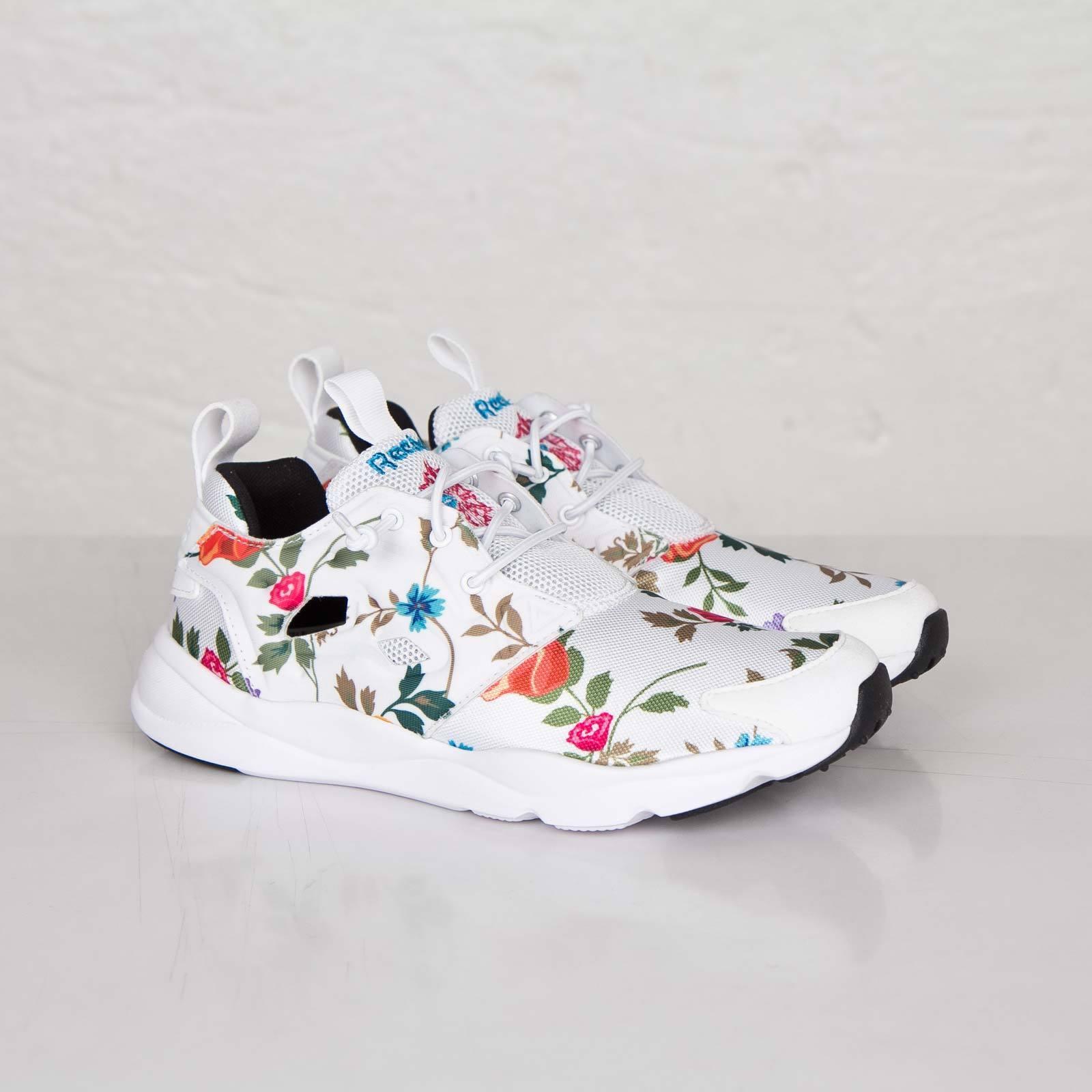 shoes N 42,5 UK 8,5 REEBOK FURYLITE SR ART. V63575 COL. BIANCO FIORI