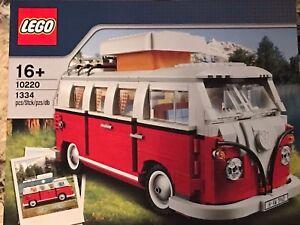 Lego Creator Campervan 16 ans et plus