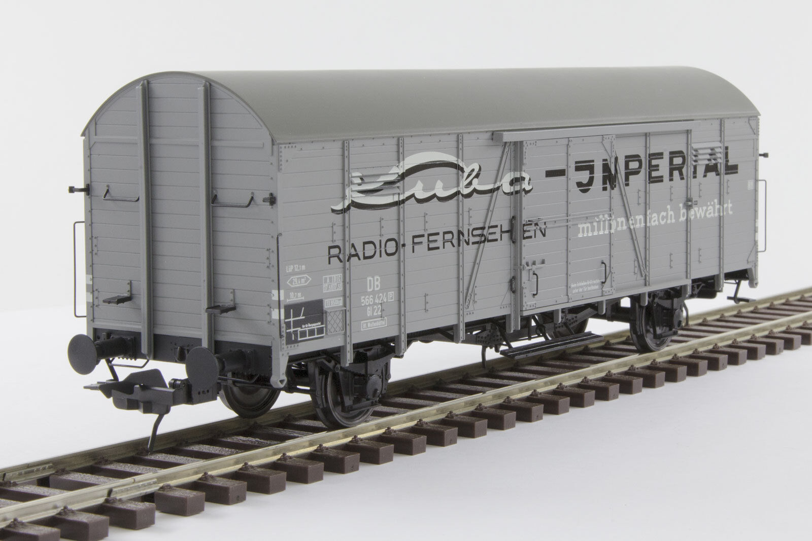 Lenz 42212-03 carri merci gl22 Dresda 566 424 DB Cuba Imperial traccia 0