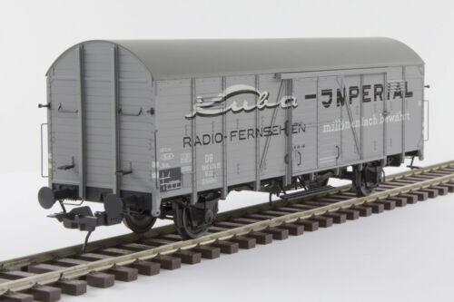 Lenz 42212-03 Güterwagen Gl22 Dresden 566 424 DB Kuba Imperial Spur 0