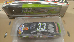 Winners Circle NASCAR Tony Stewart Mr Clean 1:24 Car 1:64 Tractor Trailer Rig