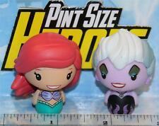 FUNKO Pint Size Heroes DISNEY Series 1 Little Mermaid Ariel and Ursula