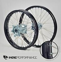 Ktm Front-rear Wheel Set 105-690 (excludes 520 & 640 Adventure) Wheels Gray Hub