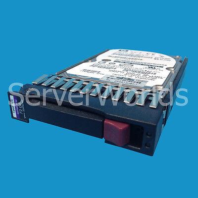HP 72GB 10K SAS 2.5 Hard Drive 375861-B21 375712-002 376597-001 434916-001