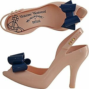 Vivienne Westwood Anglomania Melissa Lady Dragon fiocco size 40 9US