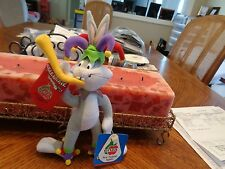 1999 Warner Brothers JESTER Bugs Bunny ENZA New Zealand Apples W/TAGS