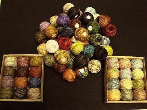 10/% Off One Valdani Hand-dyed 100/% Cotton 3-Strand Floss #1 to #8111